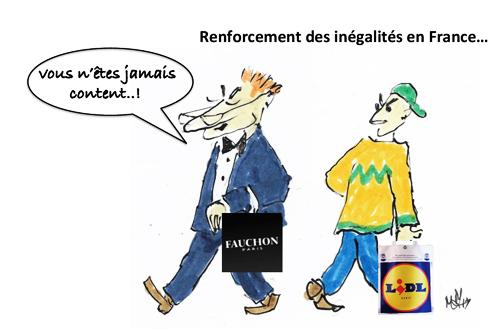 L Observatoire Des Inegalites Rappelle L Aggravation Des Inegalites