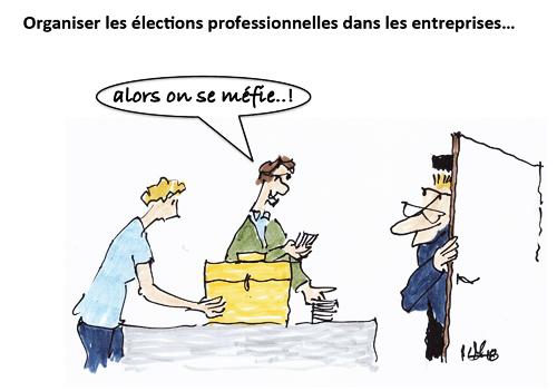 Organiser Les Elections Professionnelles Dans Les Entreprises Les
